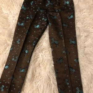 Ann Taylor Pants - Ann Taylor slim fit ankle pants - luxe fabric